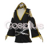 VOCALOID2 鏡音レン 右肩の蝶 風 コスプレ 衣装 通販 オーダーメイド