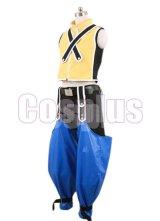 キングダムハーツ リク 風 コスプレ 衣装 通販 オーダーメイド