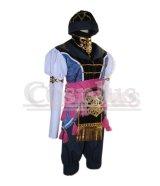 ファイナルファンタジー11 青魔道士 風 コスプレ 衣装 通販 オーダーメイド