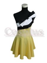 お客様オリジナル KARA イエローワンピ 風 コスプレ 衣装 通販 オーダーメイド