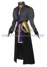 魔法少女リリカルなのはA's PORTABLE -THE GEARS OF DESTINY ロード・ディアーチェ 風 コスプレ 衣装 通販 オーダーメイド