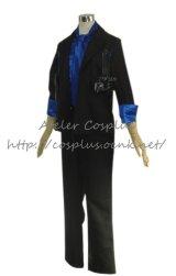 ガンスリンガーストラトス  フロンティアSのアーロン・バロウズ 風 コスプレ 衣装 通販 オーダーメイド