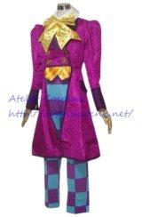 アリスユニット女性ダンサー 赤 風 コスプレ 衣装 通販 オーダーメイド