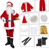 サンタクロース 風 コスプレ 衣装 通販 オーダーメイド