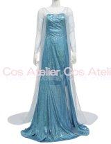 forzen アナと雪の女王 エルサ 風 コスプレ 衣装 通販 オーダーメイド