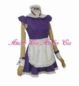 ももくろ紫 高城れにメイド 風 コスプレ 衣装 通販 オーダーメイド