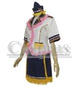 お客様オリジナル シリアル⇔NUMBER 紫遊 アテンション・プリーズ 風 コスプレ 衣装 通販 オーダーメイド
