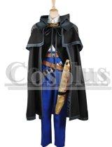 ディシディアファイナルファンタジー ジタンの4thコスチューム(マーカスのフード) 風 コスプレ 衣装 通販 オーダーメイド