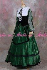ローゼンメイデン 翠星石 風 コスプレ 衣装 通販 オーダーメイド