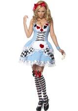 ハロウィン メイドアリス ドレス 風 コスプレ 衣装 通販 オーダーメイド
