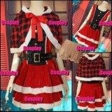 ラブライブ 小泉花陽クリスマス 風 コスプレ 衣装 通販 オーダーメイド
