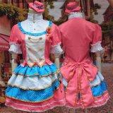 ラブライブ 南ことりフルーツパーラー 風 コスプレ 衣装 通販 オーダーメイド