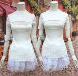 ラブライブ 同人 胸元オープンセーター 風 コスプレ 衣装 通販 オーダーメイド