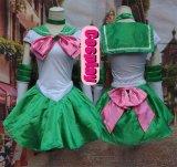 美少女戦士セーラームーン セーラージュピター 風 コスプレ 衣装 通販 オーダーメイド
