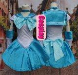 美少女戦士セーラームーンセーラーマーキュリー 風 コスプレ 衣装 通販 オーダーメイド