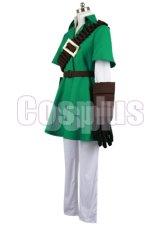 ゼルダの伝説 風のタクト リンク 風 コスプレ 衣装 通販 オーダーメイド