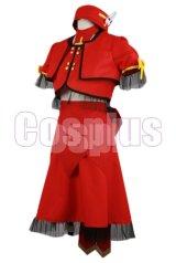 魔法少女リリカルなのはA's ヴィータ 風 コスプレ 衣装 通販 オーダーメイド
