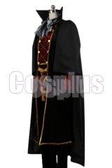 VOCALOID2 FateRebirthカイト 風 コスプレ 衣装 通販 オーダーメイド