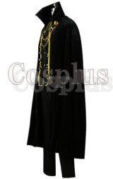 VOCALOID2 秘蜜 黒の誓い 鏡音レン 風 コスプレ 衣装 通販 オーダーメイド