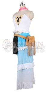 FINAL FANTASY 12 ユウナ 風 コスプレ 衣装 通販 オーダーメイド