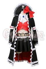 クィーンズブレイド リベリオン 大海賊キャプテン リリアナ 風 コスプレ 衣装 通販 オーダーメイド