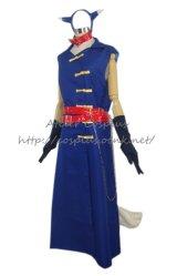 魔法少女リリカルなのはA's ザフィーラ 風 コスプレ 衣装 通販 オーダーメイド