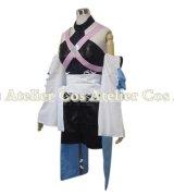 キングダムハーツ バースバイスリープアクア 風 コスプレ 衣装 通販 オーダーメイド