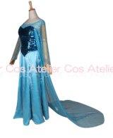 アナと雪の女王 エルザ 風 コスプレ 衣装 通販 オーダーメイド