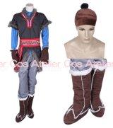 アナと雪の女王 クリストフ 風 コスプレ 衣装 通販 オーダーメイド