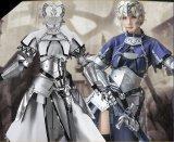 Fate/Grand Order FATE GO FGO Fate GO ジャンヌダルク 衣装 造型鎧セット風 コスプレ 衣装 通販 オーダーメイド