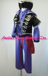 ハロウイン ヴィランズワールド 海賊ダンサー 風 コスプレ 衣装 通販 オーダーメイド