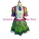 モンスターストライク 白雪姫 リボン 風 コスプレ 衣装 通販 オーダーメイド