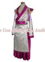 ももいろクローバーZ 紫和装 風 コスプレ 衣装 通販 オーダーメイド