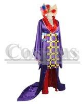 マクロスフロンティア シェリル 花魁のギラサマ 風 コスプレ 衣装 通販 オーダーメイド