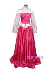 眠れる森の美女 オーロラ姫 風 コスプレ 衣装 通販 オーダーメイド