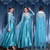 ハロウィンアナと雪の女王エルサ プリンセスドレス 風 コスプレ 衣装 通販 オーダーメイド