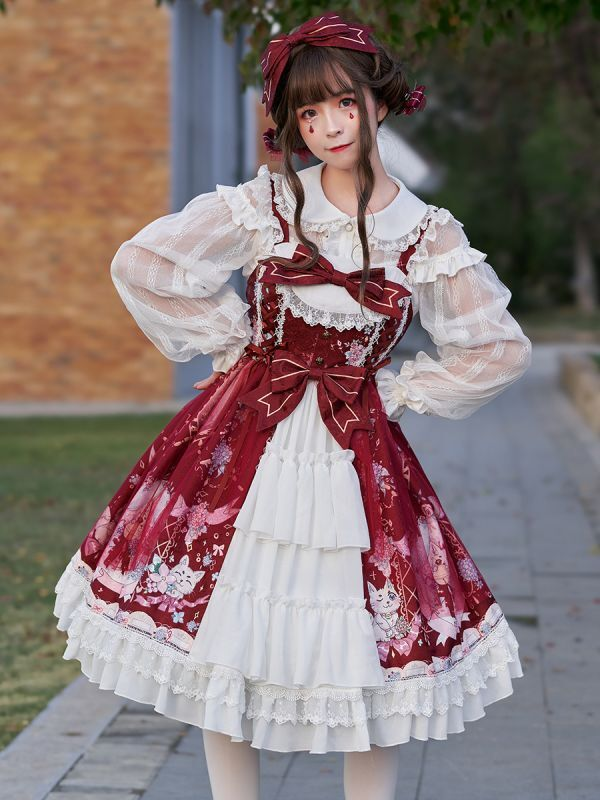 ドレス ロリータ あなたはどのお姫様になりたい? 深澤翠ちゃんが着る「Hiroko